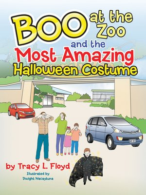 cover image of Boo at the Zoo and the Most Amazing Halloween Costume